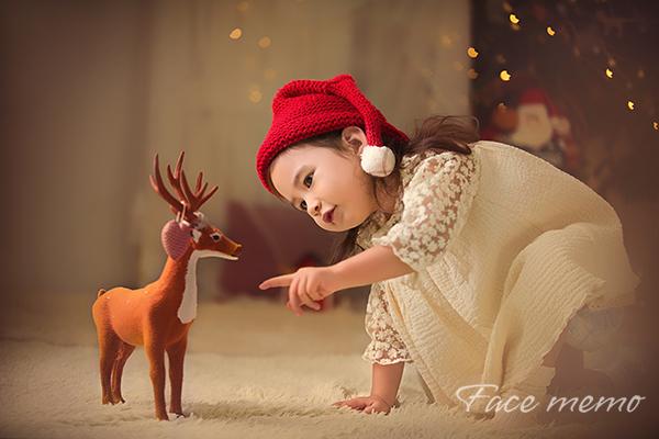 给你独特的圣诞新年主题拍摄
