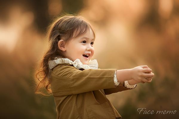 儿童摄影好作品源于引导员