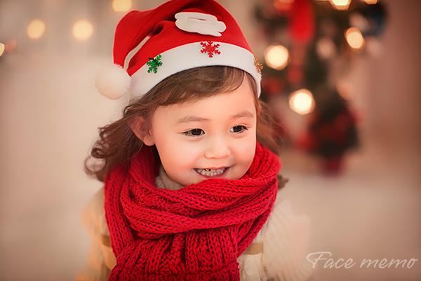 圣诞儿童摄影结束了,元旦还会远吗?