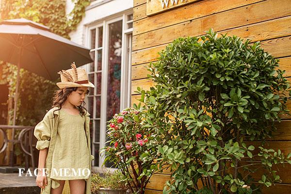 如何拍出时尚的街拍儿童摄影?